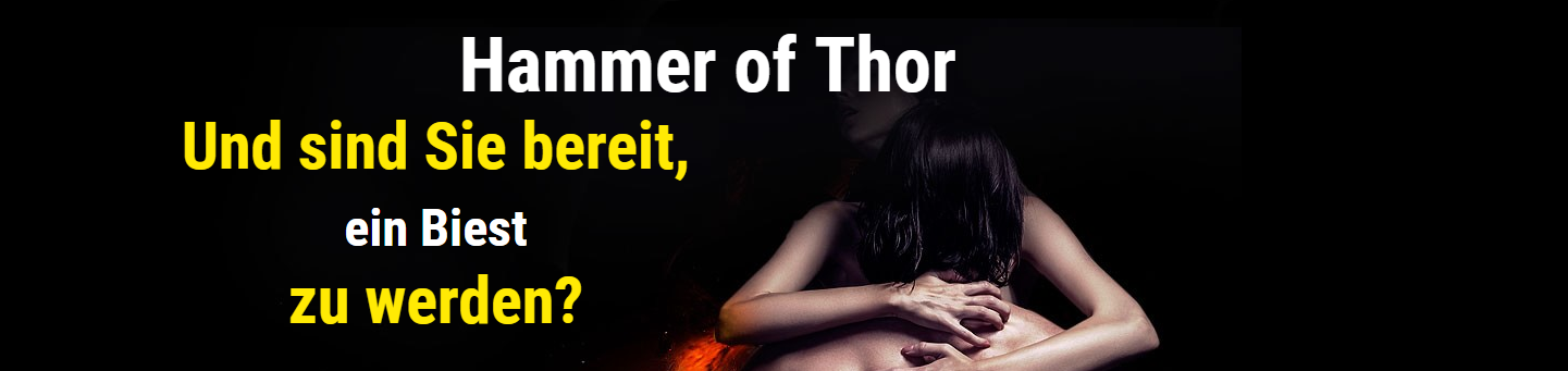 hammer of thor official distributor natural tropfen to